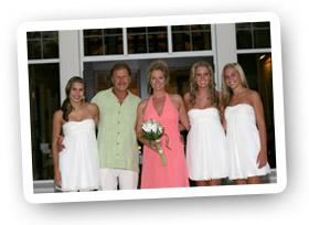 Terri Britt and Family