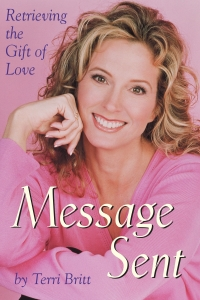 MESSAGE SENT FRONT COVER